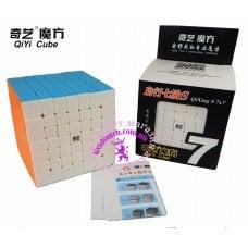 Кубик Рубик 7 на 7 от бренда QiYi