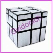 Серебряный Зеркальный кубик ShengShou