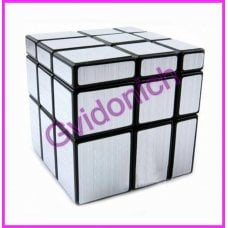 Кубик Рубика Зеркальный ShengShou (серебряный) Mirror