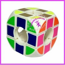 Полый кубик Рубика 3х3x3 или бесцентровый куб