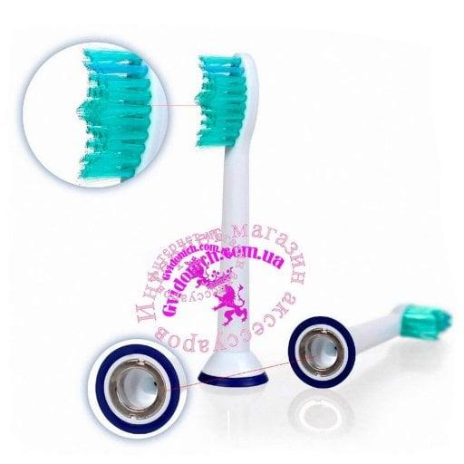 Электрические зубные щетки стирают эмаль