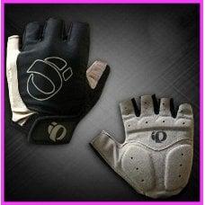 Вело-перчатки Pearl izumi с серыми встав..