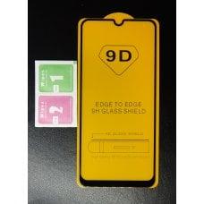 Защитное стекло 9D для смартфона Samsung Galaxy A20