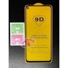 Защитное стекло 9D для телефона Samsung A60